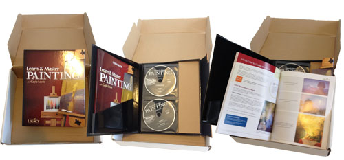 Learn and Master Painting DVD Review